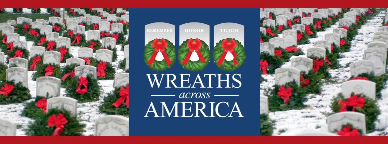 Wreaths Across America - Sponsor Arlington Composite Squadron